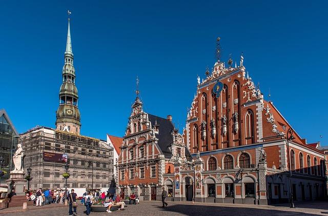 BNA > Riga, Latvia: $621 round-trip- Sep-Nov