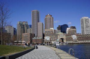 BNA > Boston, Massachusetts: $107 round-trip