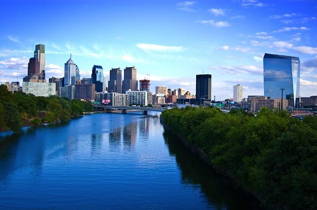 BNA > Philadelphia, Pennsylvania: $59 round-trip- Jul-Sep (Including Summer Break)