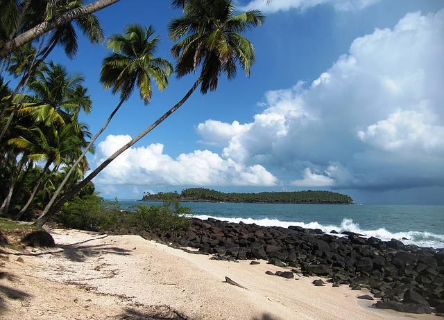 BNA > Georgetown, Guyana: $612 round-trip- Aug-Oct
