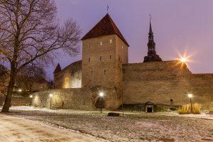 BNA > Tallinn, Estonia: Flight & 7 nights: $646 – Dec-Feb (Including MLK Weekend)