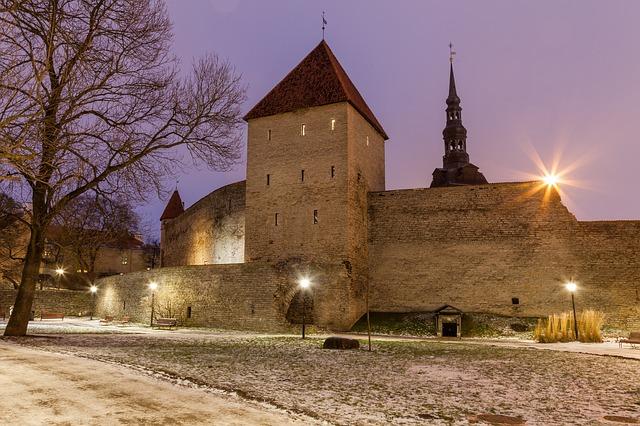 BNA > Tallinn, Estonia: Flight & 7 nights: $624- Feb-Apr [SOLD OUT]
