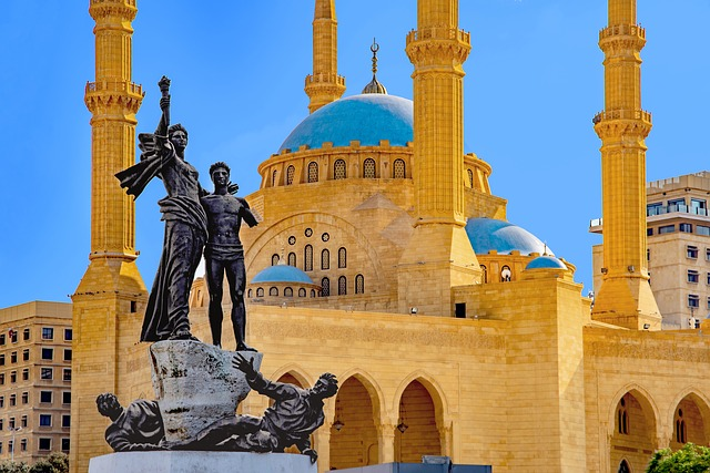 BNA > Beirut, Lebanon: $875 round-trip- Oct-Dec