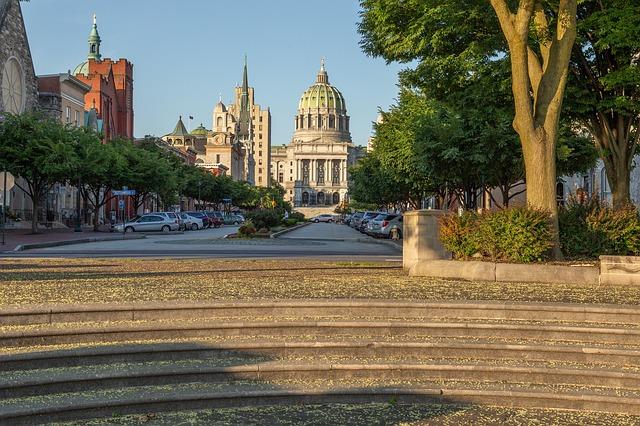 BNA > Harrisburg, Pennsylvania: $81 round-trip- Jul-Sep