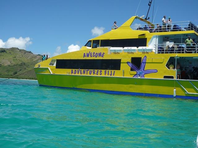 BNA > Nadi, Fiji: $1207  round-trip- Apr-Jun