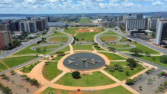 BNA > Brasilia, Brazil: $931 round-trip- Nov-Jan