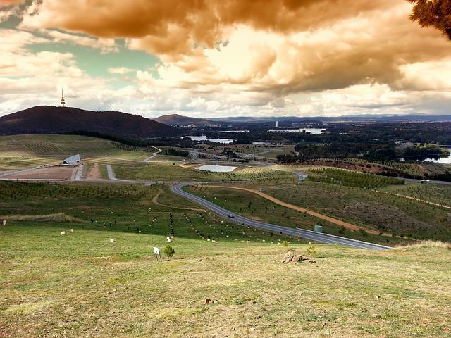 BNA > Canberra, Australia: $1,059 round-trip- Jun-Aug (Including Summer Break)