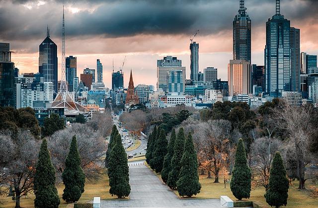 BNA > Melbourne, Australia: $1116 round-trip- Jan-Mar