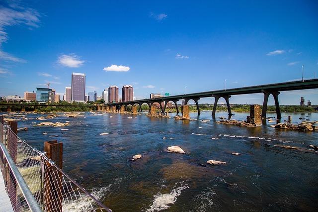 BNA > Richmond, Virginia: $116 round-trip- Sep-Nov (Including Fall Break)