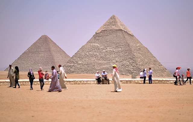 DEN > Cairo Egypt: $841 including 16 nights