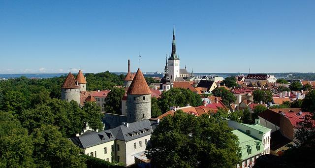 DEN > Tallinn, Estonia: $694 round-trip- Jul-Sep