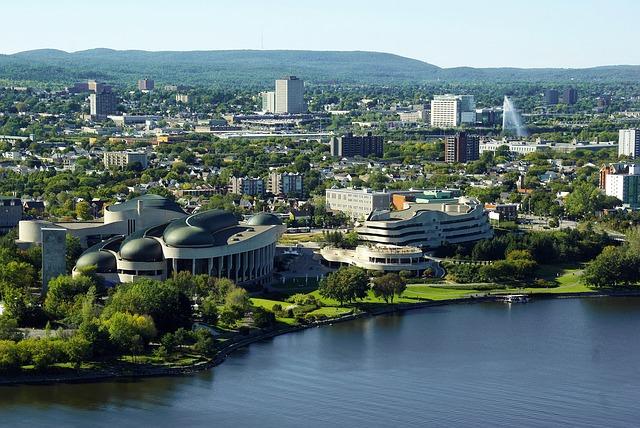 DEN > Ottawa, Canada: Flight & 8 nights: $488- Oct-Dec