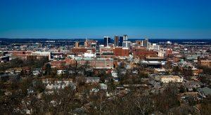 DEN > Birmingham, Alabama: $86 round-trip