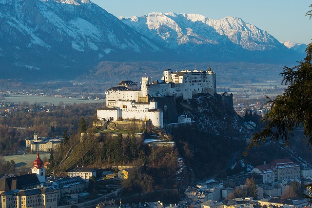 DEN > Salzburg, Austria: Flight & 4 nights: $767- Feb-Apr (Including Spring Break)
