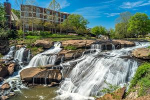 DEN > Greenville, South Carolina: $112 round-trip