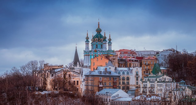 DEN > Kiev, Ukraine: Flight & 14 nights: $1,104- Apr-Jun