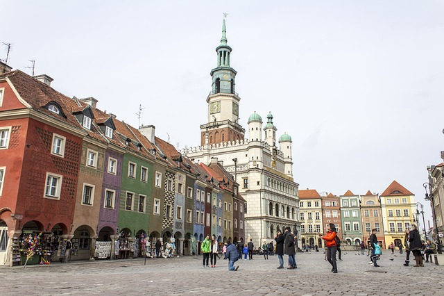 DEN > Poznan, Poland: Flight & 8 nights: $884- Mar-May
