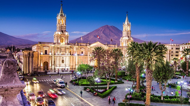 DEN > Arequipa, Peru: Flight & 8 nights: $482- Apr-Jun