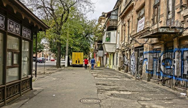 DEN > Odessa, Ukraine: $715 round-trip- Sep-Nov