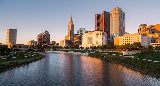 DEN > Columbus, Ohio: $127 round-trip – Oct-Dec