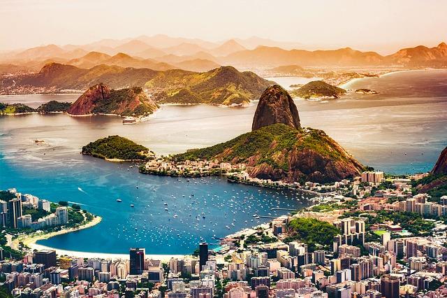 DEN > Rio de Janeiro, Brazil: $922 round-trip- Jul-Sep