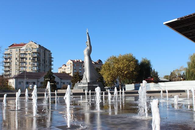 DEN > Krasnodar, Russia: $857 round-trip- Aug-Oct