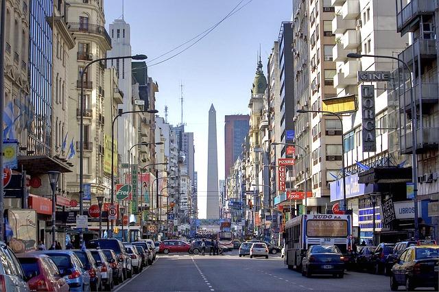 IND > Buenos Aires, Argentina: $1035 round-trip- Nov-Jan