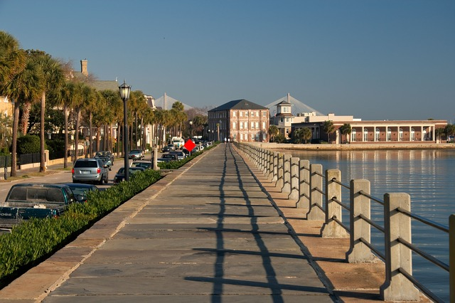 IND > Charleston, South Carolina: $109 round-trip- Jul-Sep (Including Summer Break)