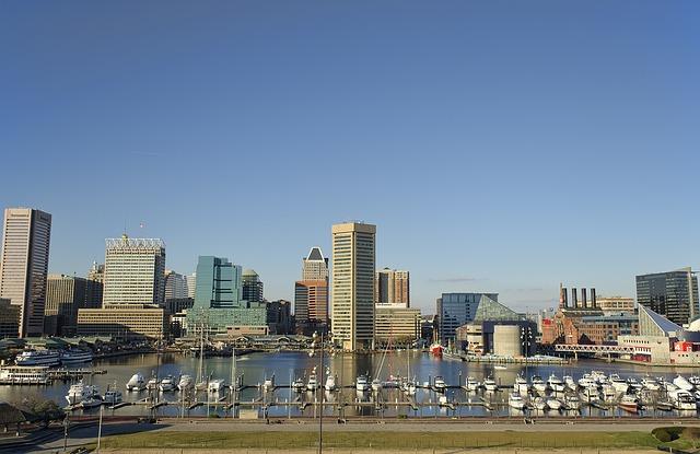IND > Baltimore, Maryland: $148 round-trip- Aug-Oct