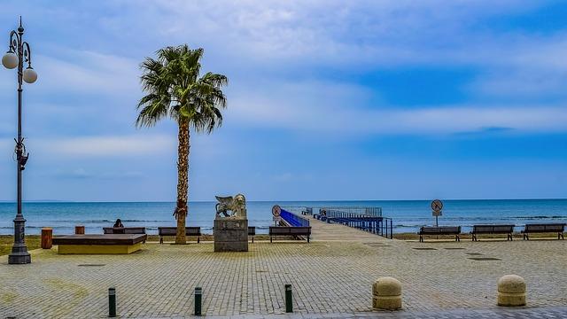 IND > Larnaca, Cyprus: Flight & 13 nights: $893- Mar-May