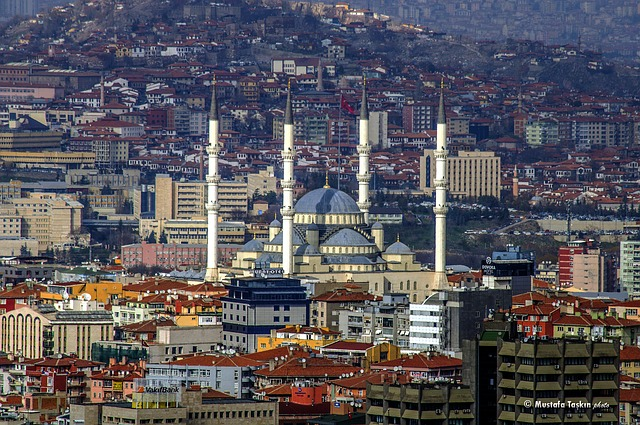 IND > Ankara, Turkey: $852 round-trip- Sep-Nov