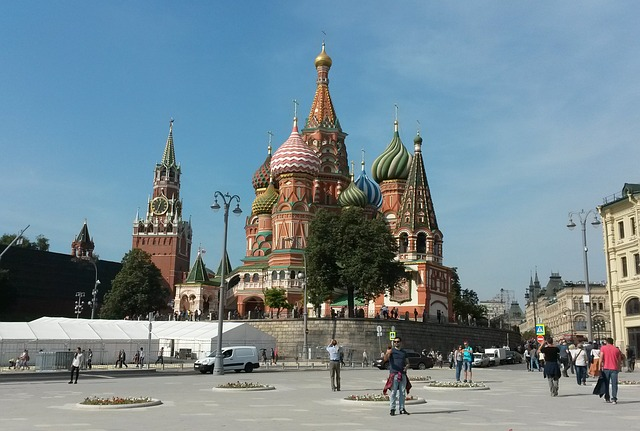 LAX > Moscow, Russia: $475 round-trip- Apr-Jun