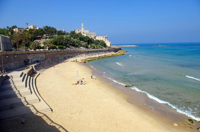 LAX > Tel Aviv, Israel: $612 round-trip- Oct-Dec