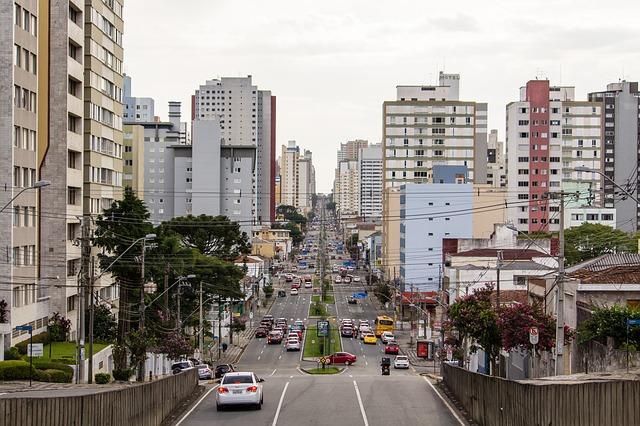 LAX > Curitiba, Brazil: $739 round-trip- Oct-Dec