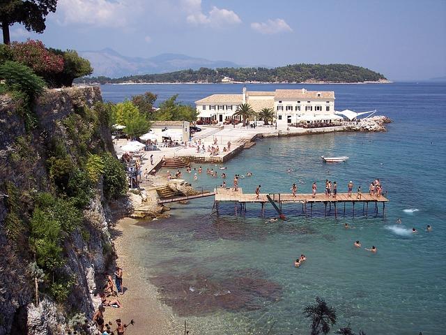 LAX > Corfu, Greece: $659 round-trip- Aug-Oct