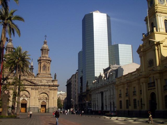 FLL > Santiago, Chile: $683 round-trip – May-Jul (Including Summer Break)