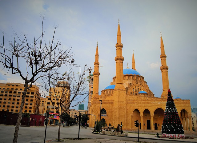 MSP > Beirut, Lebanon: $913 round-trip- Jul-Sep