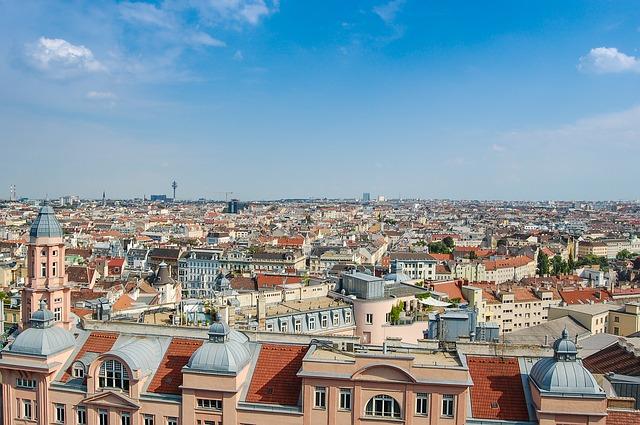 MSP > Vienna, Austria: $586 round-trip- Dec-Feb