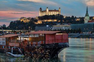 MSP > Bratislava, Slovakia: Flight & 6 nights: $838 – Oct-Dec (Including Thanksgiving)