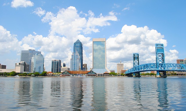 MSP > Jacksonville, Florida: $117 round-trip- Mar-May