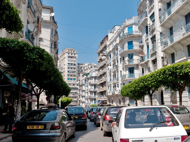 MSP > Algiers, Algeria: $790 round-trip- Jan-Mar
