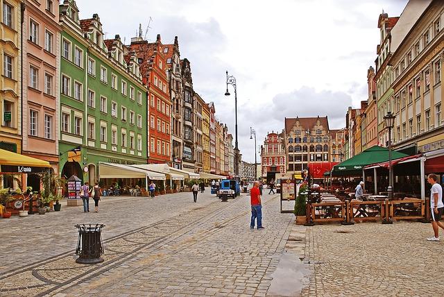 MSP > Wroclaw, Poland: $502 round-trip- Dec-Feb
