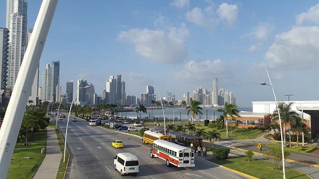 New York To Panama