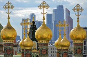 EWR > Moscow, Russia: Flight & 8 nights: $543 – Oct-Dec (Including Thanksgiving)