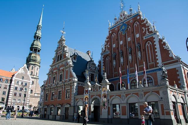JFK > Riga, Latvia: $456 round-trip- Sep-Nov (Including Fall Break)