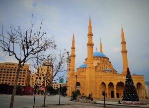– Dec-Feb (Including Winter Break) EWR > Beirut, Lebanon: Flight & 11 nights: $1,367