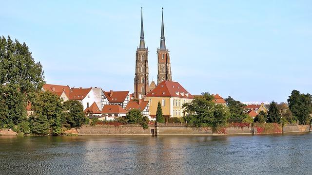 EWR > Wroclaw, Poland: $448  round-trip- Aug-Oct