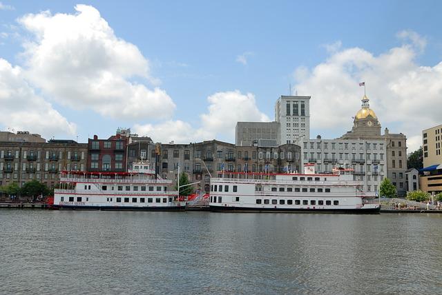 EWR > Savannah, Georgia: $89 round-trip- Apr-Jun [SOLD OUT]
