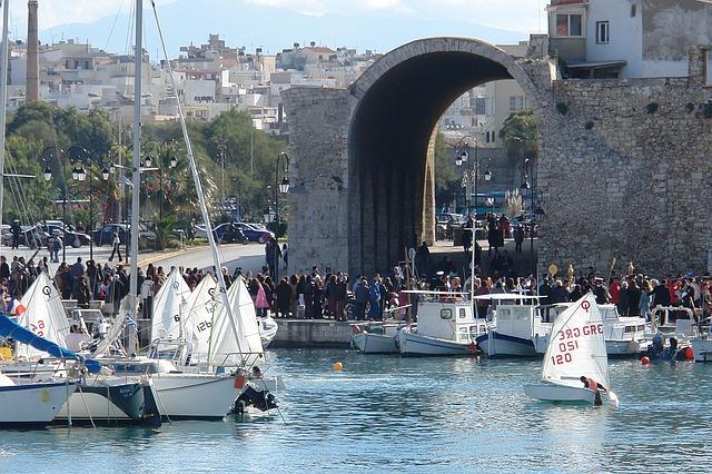JFK > Heraklion, Greece: $496 round-trip- Sep-Nov