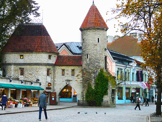 RDU > Tallinn, Estonia: Flight & 7 nights: $1,078- Apr-Jun